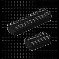 Блоки зажимов БЗ26 с 12 и 24 зажимами