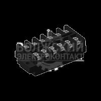 Блоки зажимов БЗ26-4П25 12 зажимов