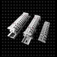 Блоки зажимов серии Б326