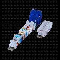 Блоки зажимов измерительные БЗН27 на токи 25А и 40А