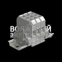 Блоки зажимов мостиковые ЗН27-10М63 тип 1