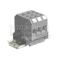 Блоки зажимов мостиковые ЗН27-16М80 тип 1