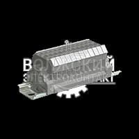 Блоки зажимов мостиковые ЗН27-2,5М25 тип 1