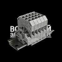 Блоки зажимов мостиковые ЗН27-6М40 тип 1