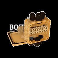 Коробки протяжные КСП 10 - [10 клемм]