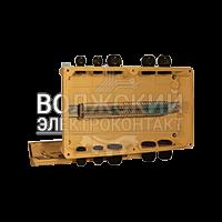 Коробки протяжные КСП 45/40 - [30 клемм AVK6 / 10 клемм AVK4]