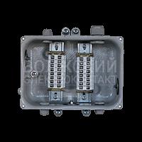 КЗНС-16 с пластиковыми кабельными вводами PG