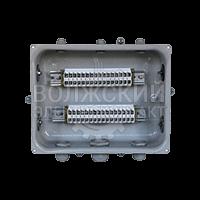 КЗНС-32 с пластиковыми кабельными вводами PG