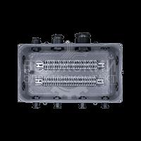 КЗНС-48 с алюминиевыми кабельными вводами