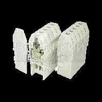 Блоки зажимов проходных ЗН27-6П25