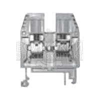 Зажимы наборные мостиковые ЗН27-16М80 тип 2
