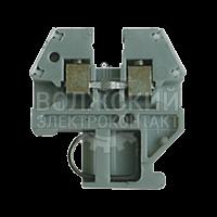 Зажимы наборные мостиковые ЗН27-2,5М25 тип 1