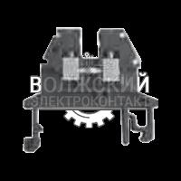 Зажимы наборные мостиковые ЗН27-2,5М25 тип 2.1