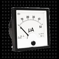 Приборы для измерения постоянного тока и напряжения