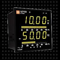 Приборы для измерения переменного тока, напряжения и частоты