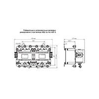 Контактор вакуумный КВ2-400-3В3-ДР