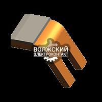 Контакты к контакторам КПП-114Н вариант 1 ЭТПР.303659.145