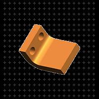 Контакты к контакторам серии КТ6053