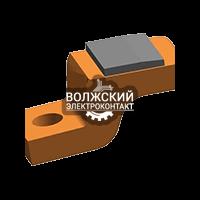 Контакты к контакторам КТЭ-02-160П вар. 1 усил. (ПП202022) ЭТПР.303659.152