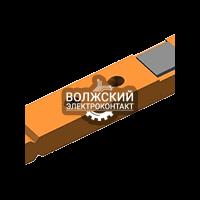Контакты к контакторам КТПВ 624ПС серебр. ЭТПР.303659.121-01