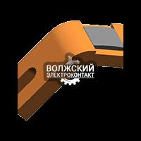 Контакты к контакторам КПВ 604НС серебр. ЭТПР.303659.122-01