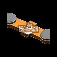 Контакты контроллеров РДК-160 подвижный, E 25 ЭТПР.303659.070