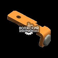 Контакты контроллеров РДК-160 неподвижный L=38 mm, E 25, ЭТПР.303659.071-01