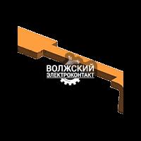 Контакты контроллеров РДК-250 неподвижный L=72 mm, E 63 ЭТПР.303659.073-01