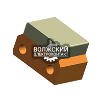 Контакт РНТ-23 неподвижный ЭТПР.303659.780