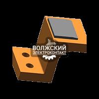 Контакт КМ2146-48 - М4 неподвижный ЭТПР.303659.760