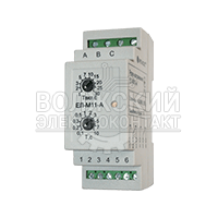 Реле контроля ЕЛ-М11-А