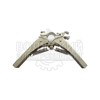 Щёткодержатель ДППр2 20х40x50 серия АК