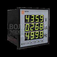 Амперметры, вольтметры и частотомеры переменного тока ЩК120