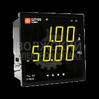 Амперметры и вольтметры переменного тока ЩП120
